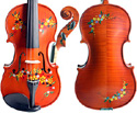 Gliga Painted Violins