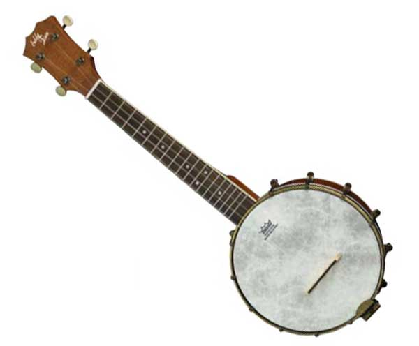 Banjo & Bass & 6 String Ukes
