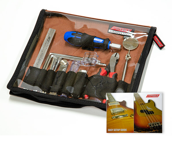 GrooveTech Acoustic Guitar Tech Kit