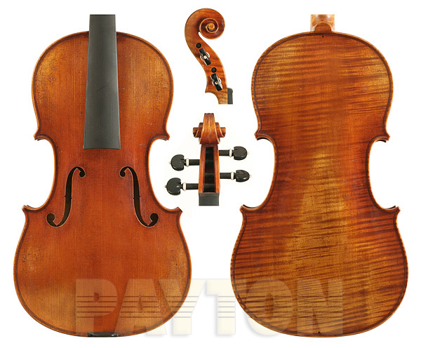Peter Guan Violin No.9.0-Pressenda
