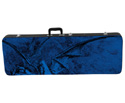 Grafix Gtr Case-Electric Grim Blue