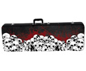 Grafix Gtr Case-Electric Skull Canyon