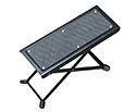 Footstool-Guitar 4-Position Black