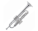 J.Michael Trumpet- Silverplate/Case
