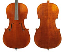 Raggetti RC4 Cello Only-Standard Varnish-4/4