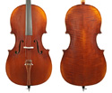 Raggetti RC4A (E model) Cello Only-Distressed-3/4