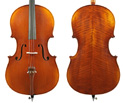 Raggetti RC4A (S model) Cello Only-Distressed-4/4