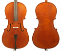 Gliga I Cello Outfit - Antique 1/2