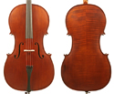 Gliga I Cello Outfit - Dark Antique 4/4