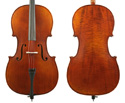 Vasile Gliga Advanced Cello Outfit-4/4