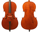 Vasile Gliga Professional Cello Outfit-4/4