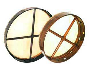 Bodhran(36cm)Internal tuning-Rosewood