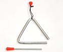 Triangle with Beater-4 inch