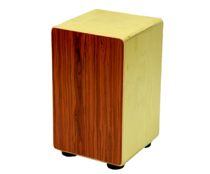 Cajon Junior-with String Mute 22x21x36cm