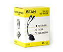 BEAM Music Light-Dual Arm-2x2 LED