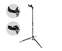 Guitar/Cello Hang Stand with Auto Grip