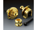 Straplock Original by Schaller-Gold (Pair)-14010501