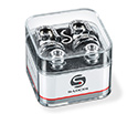 Schaller New S-Locks (Pair) 14010201 - Chrome