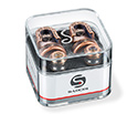 Schaller New S-Locks (Pair) 14010801 - VintageCopper