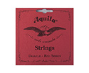 Aquila Uke String Set-Red Series-Soprano w/Low G 84U