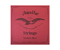 Aquila Bass Ukulele String Set-Thunder-Red 91U