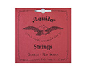 Aquila Guitarlele Uke String Set Red 133C