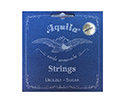 Aquila Uke String Set-Sugar Series-Soprano w/Low G 151U