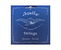 Aquila Uke String Set-Sugar Series-Concert w/Low G 153U