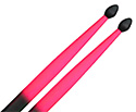 Drumsticks-Fluorescent Red 5AN