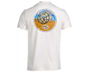 Eddy Finn T-Shirt White-UkeNation S