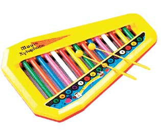Glockenspiel Magic-15 Tone Closed Tube