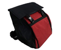 Percussion Bag - Red/Blk Backpack