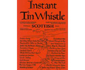 Mally Tin Whistle Book-Scottish
