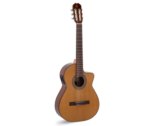 Admira Spanish Cutaway Electric Guitar-Malaga-ECF