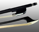 Double Bass Bow-Glasser French-mod 1/4