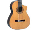 Admira Spanish Classical Guitar-Elena w/case