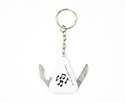 Key Ring Pocket Knife-Music Notes