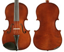 Salieri SVA-2 Viola & Shaped Case 15.5in