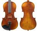 Raggetti RV-7 Viola-Case-Bow-Ultra T/P-16in
