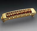 Schaller Guitar Bridge-LP Gold STM-453-12080500