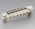 Schaller Signum Guitar Bridge Nickel