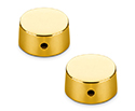 Schaller Guitar Speed Knobs (Set Of 2) Gold 149-15030500