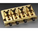 Schaller Bass Bridge (4-Str) 2000 Gold-12160500