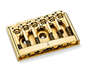 Schaller Guitar Bridge-3D6 Gold 476-12120500