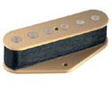 Schaller Pickup-Single Coil Bridge T6 Cream-16023305
