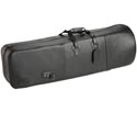 Bass Trombone Bag-9.5 inch Bell-Black Leather