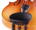 Violin Chinrest-Wittner Spaceage Central 1/2-1/4