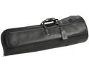 Bass Trombone Bag-10 inch Bell-Black Leather