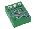BBE Stomp Pedal-Green Screamer