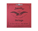 Aquila 5-String Banjo Red Set- Normal 11B